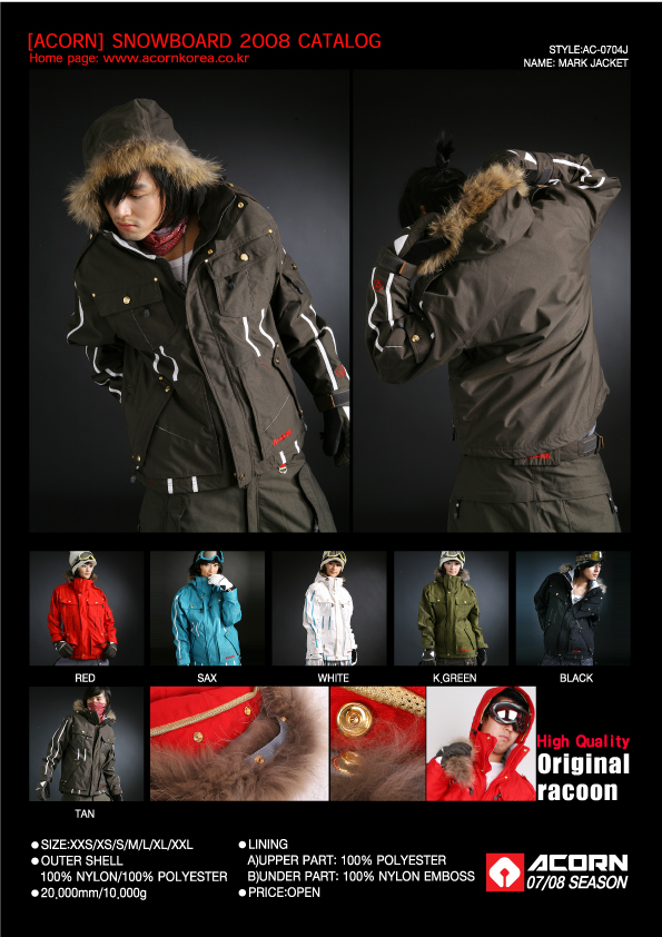 마크자켓 Acornkorea Hit 16 047 Upload 1 Mark Jacket Jpg